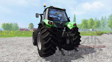 Deutz-Fahr Agrotron 6190 TTV für Farming Simulator 2015
