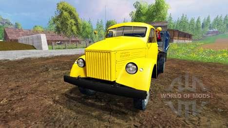 GAZ-51 v4.0 pour Farming Simulator 2015