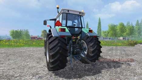 Deutz-Fahr AgroStar 6.61 v1.0 pour Farming Simulator 2015