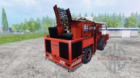 Holmer Terra Dos T2 pour Farming Simulator 2015