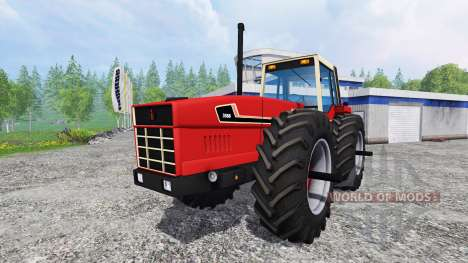 International Harvester 3588 v1.5 pour Farming Simulator 2015