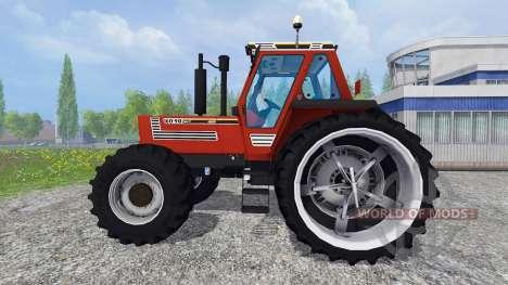 Fiat 160-90 v1.1 pour Farming Simulator 2015