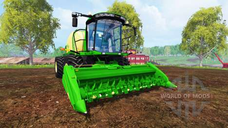 Krone Baler Prototype v2.1 für Farming Simulator 2015