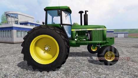 John Deere 4440 für Farming Simulator 2015
