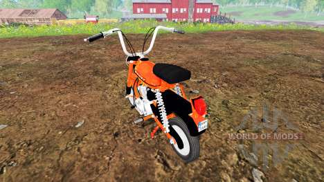 Romet Pony 50 M2 für Farming Simulator 2015