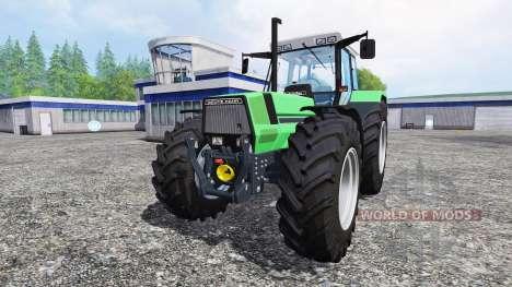 Deutz-Fahr AgroStar 6.81 pour Farming Simulator 2015