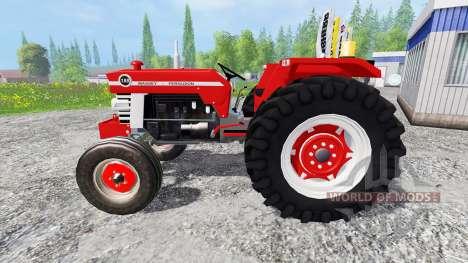 Massey Ferguson 188 v2.1 pour Farming Simulator 2015