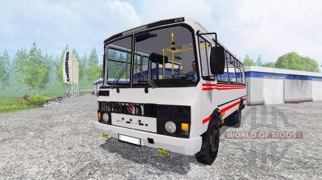 PAZ-3205 v2.0 pour Farming Simulator 2015