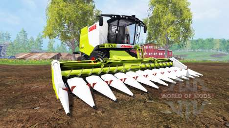 CLAAS Lexion 670 v1.2 pour Farming Simulator 2015