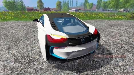 BMW i8 eDrive pour Farming Simulator 2015