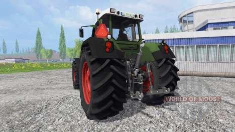 Fendt 820 Vario v1.0 für Farming Simulator 2015