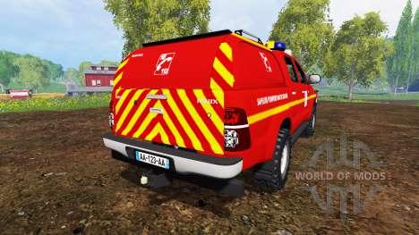 Toyota Hilux VLHR für Farming Simulator 2015