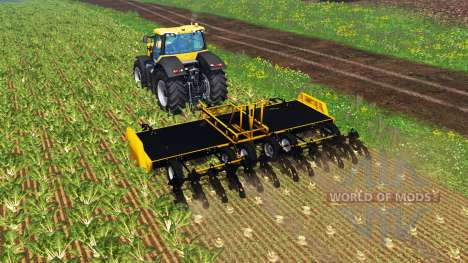 Alloway Topper pour Farming Simulator 2015