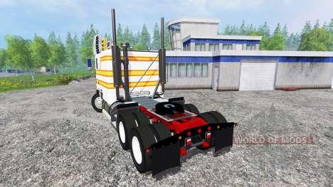 Freightliner FLB für Farming Simulator 2015
