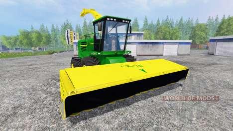 Zurn ProfiCut 620 pour Farming Simulator 2015