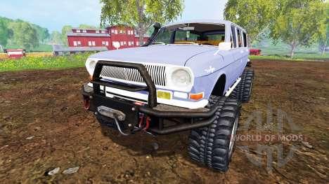 GAZ-24-12 Volga [monstres] pour Farming Simulator 2015