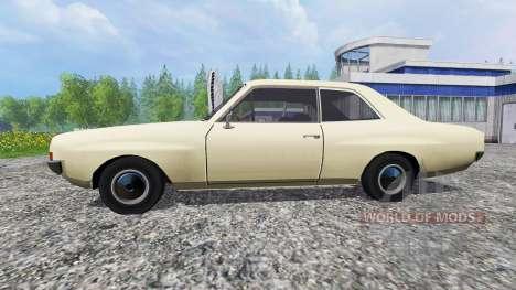 Opel Rekord C 1967 pour Farming Simulator 2015