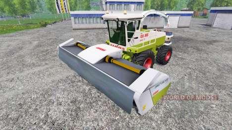 CLAAS Direct Disc 520 v2.0 pour Farming Simulator 2015