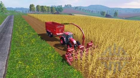 Poettinger Mex6 Big für Farming Simulator 2015