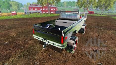 Chevrolet C10 Cheyenne 1972 für Farming Simulator 2015