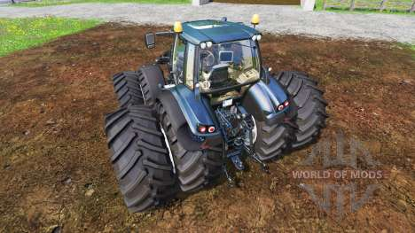 Deutz-Fahr Agrotron 7250 Warrior v6.0 für Farming Simulator 2015