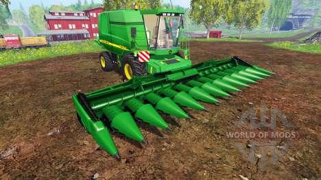 John Deere 980CF12 pour Farming Simulator 2015