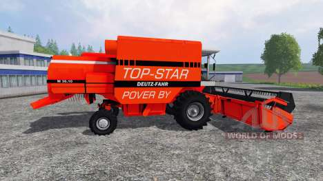 Deutz-Fahr M 36.10 für Farming Simulator 2015