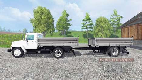 GAZ-35071 [Pak modules] pour Farming Simulator 2015