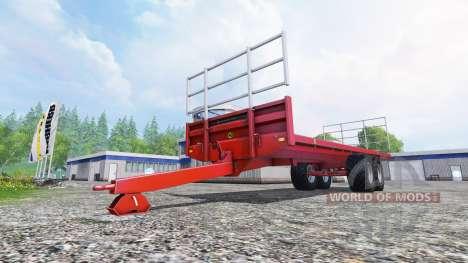 Marshall BC25 pour Farming Simulator 2015