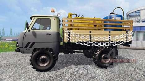 UAZ-452 pour Farming Simulator 2015