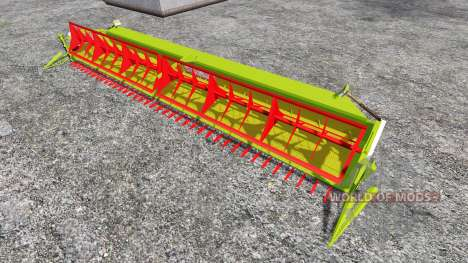 CLAAS Vario 1200 [sunflower] pour Farming Simulator 2015