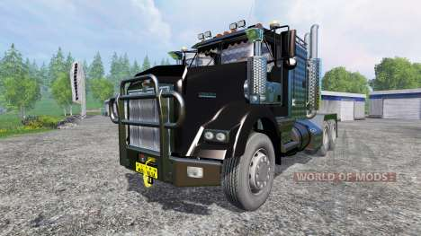 Kenworth T800 v1.0 pour Farming Simulator 2015