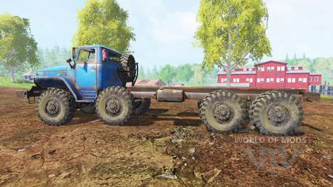 Oural-6614 pour Farming Simulator 2015