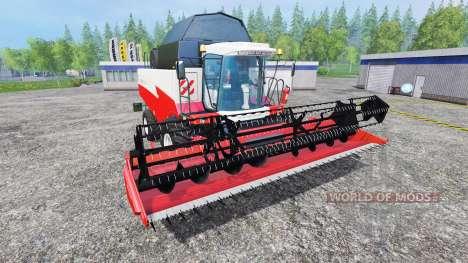 Geringhoff Harvest Star HV 660 pour Farming Simulator 2015