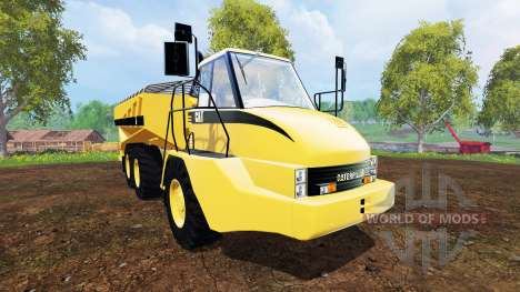 Caterpillar 725A [manure spreader] für Farming Simulator 2015