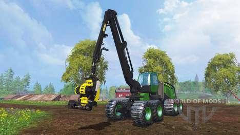 John Deere 1270E v1.0 für Farming Simulator 2015