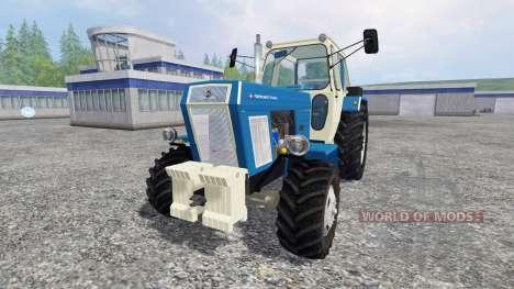Fortschritt Zt 303 v4.0 für Farming Simulator 2015