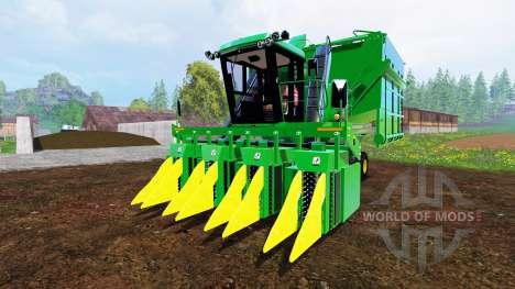 John Deere 9965 v2.0 pour Farming Simulator 2015