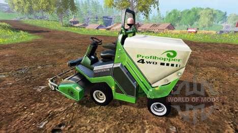 Amazone Profihopper v2.2 für Farming Simulator 2015