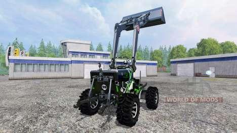 Amazone Crass Hopper pour Farming Simulator 2015