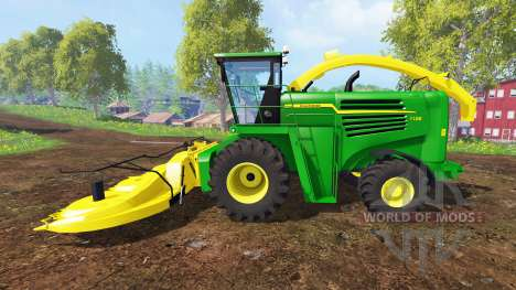 John Deere 7180 [edit] pour Farming Simulator 2015