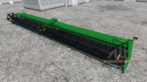 John Deere 645FD pour Farming Simulator 2015