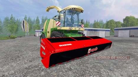 Capello Spartan 520 pour Farming Simulator 2015