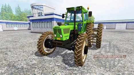 Deutz-Fahr D 13006A für Farming Simulator 2015