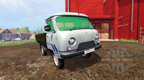UAZ-451 v2.0 für Farming Simulator 2015