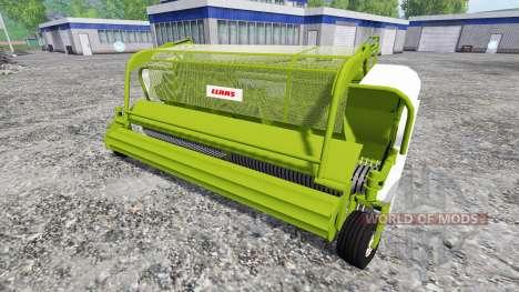 CLAAS PU 380 HD pour Farming Simulator 2015