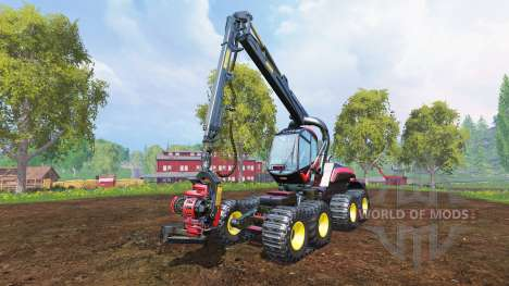 PONSSE Scorpion King SC pour Farming Simulator 2015