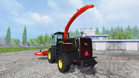 John Deere 7180 [black and red edition] für Farming Simulator 2015