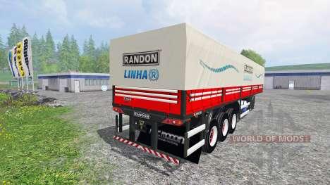 Graneleira Randon Linha R pour Farming Simulator 2015