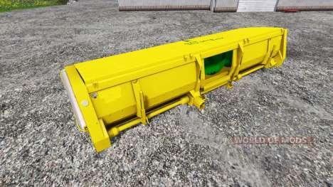 Zurn ProfiCut 620 für Farming Simulator 2015